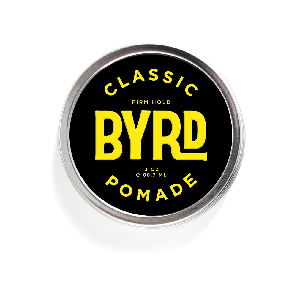 Image of BYRD Classic Pomade - 3oz