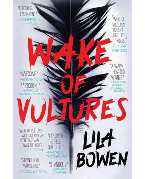 Wake of Vultures (Reprint) (Paperback) (Lila Bowen) - image 1 of 1