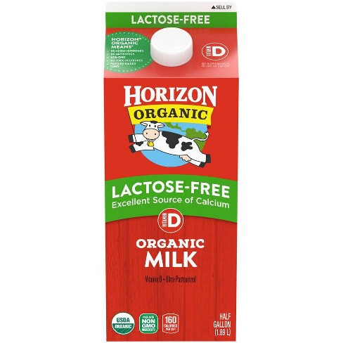 Horizon Organic Lactose-Free Whole Milk