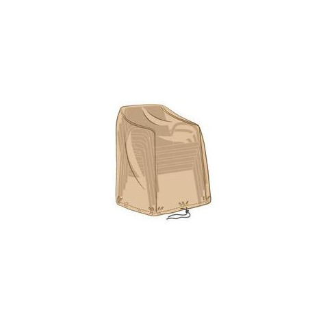 Gardener's Supply Company Deluxe Stacking/Reclining Chair Cover - Gardener's Supply Co. - image 1 of 4