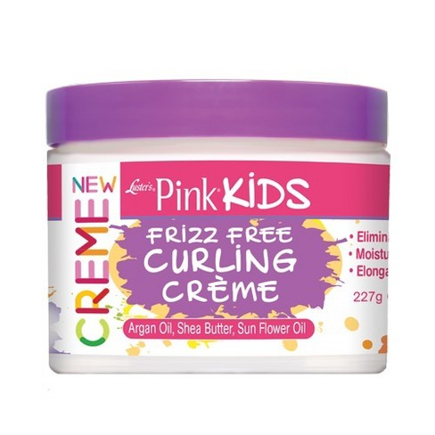 Luster's Pink Kids Frizz Free Curling Creme - 8oz - image 1 of 1