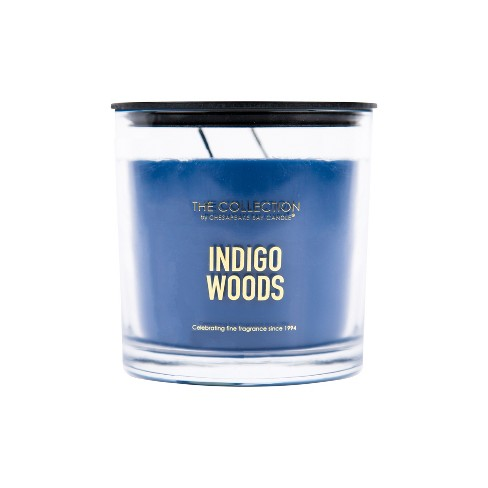 13oz Glass Jar 2-Wick Candle Indigo Woods - The Collection By Chesapeake Bay Candle - image 1 of 1