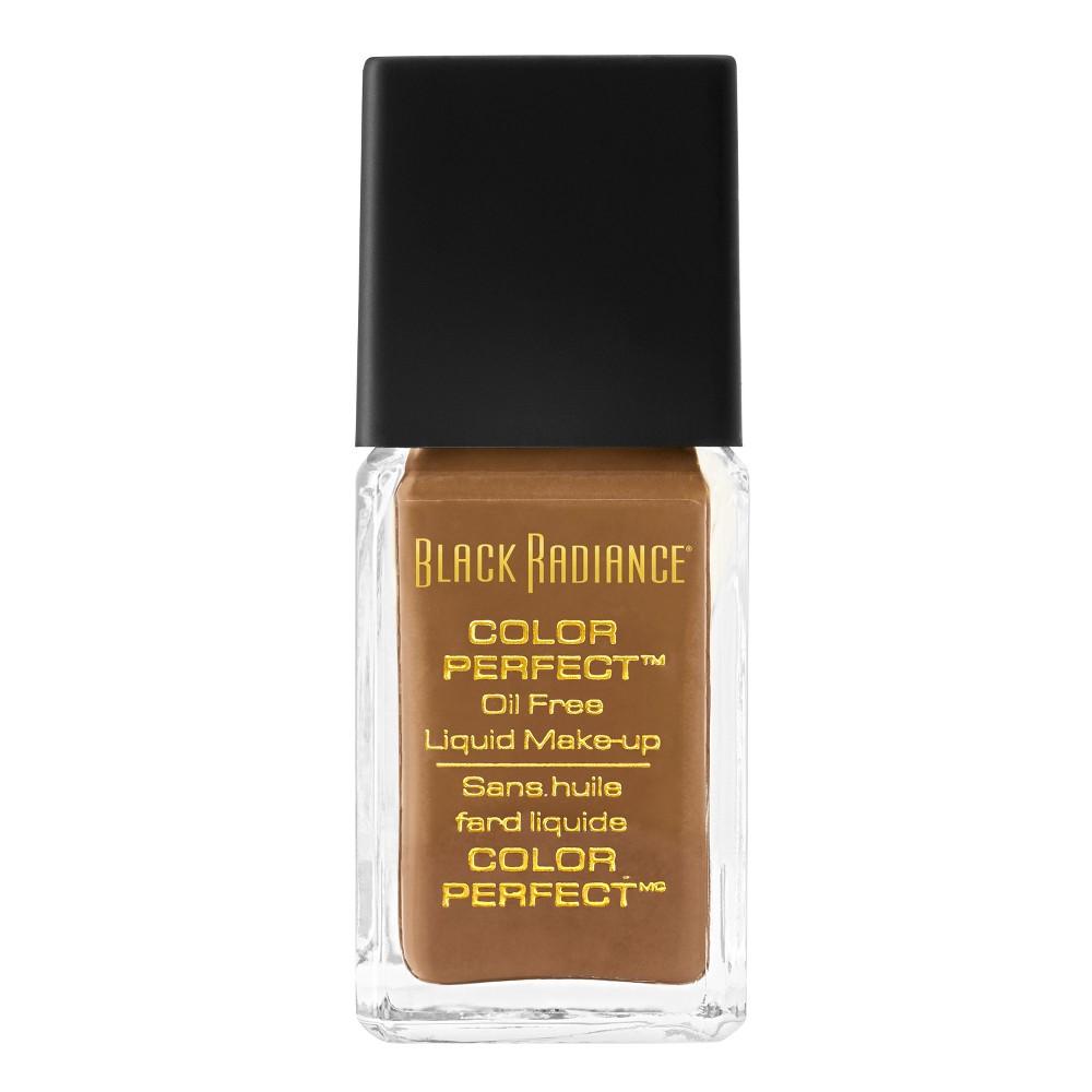 Image of Black Radiance Color Perfect Liquid Makeup Rum Spice - 1.0 fl oz