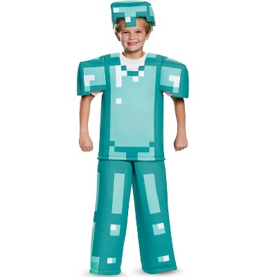 Minecraft Minecraft Armor Prestige Child Costume