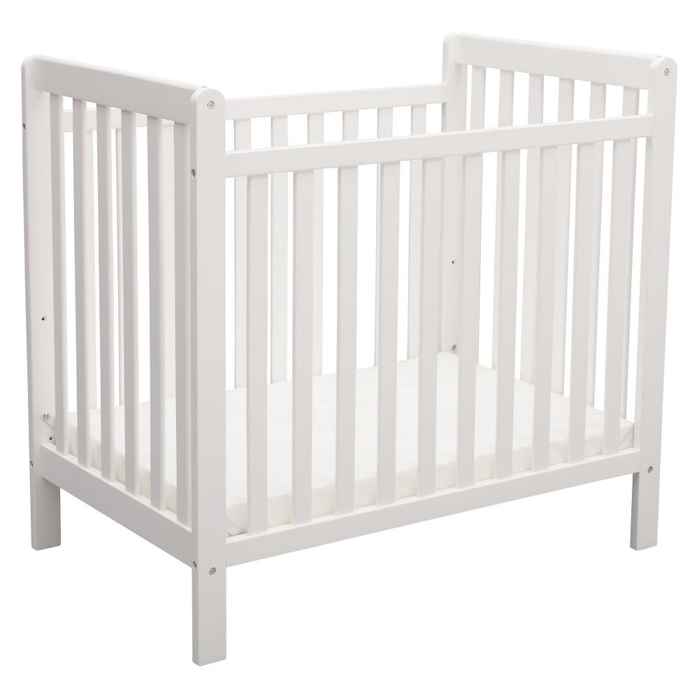 Image of Delta Children Mini Crib Classic - Bianca