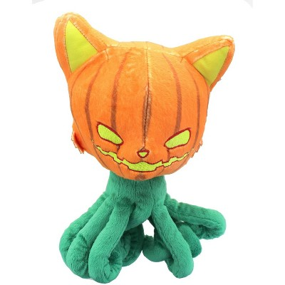 Tentacle Kitty 8 Inch Plush | Cat-O-Lantern