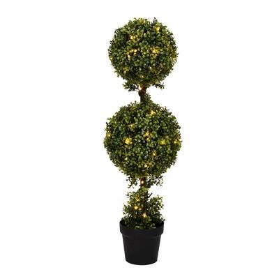 Vickerman Artificial Boxwood Ball Topiary