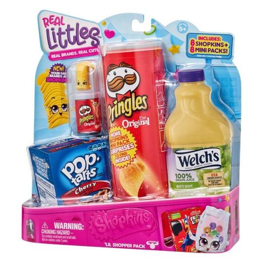 Shopkins Real Littles Lil' Shopper Pack image number null
