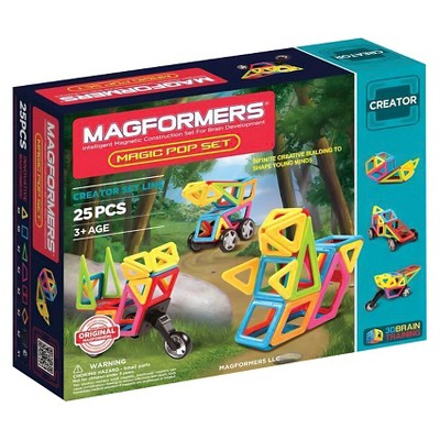Magformers Magic Pop 25 PC Set