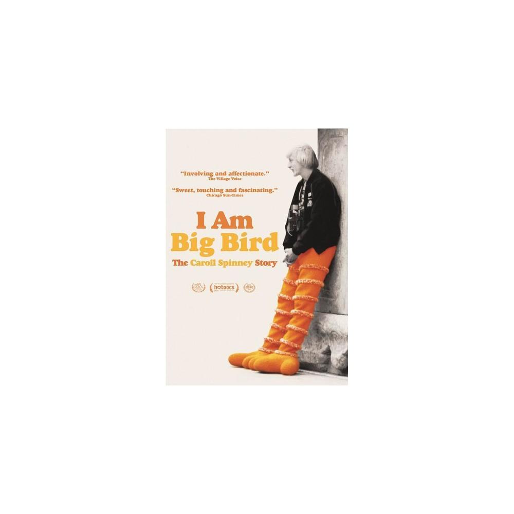 I Am Big Bird:Caroll Spinney Story (Dvd)