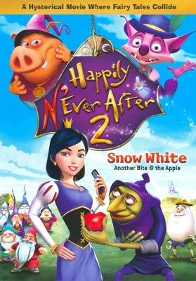 Happily N'Ever After 2: Snow White (DVD)
