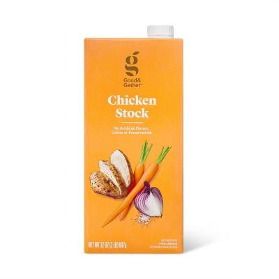 Chicken Stock - 32oz - Good & Gather™