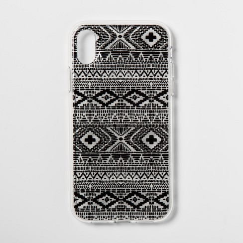 heyday™ apple iphone xr case - black global : target