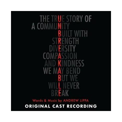 Andrew Lippa - Unbreakable (OCR) (CD) - image 1 of 1