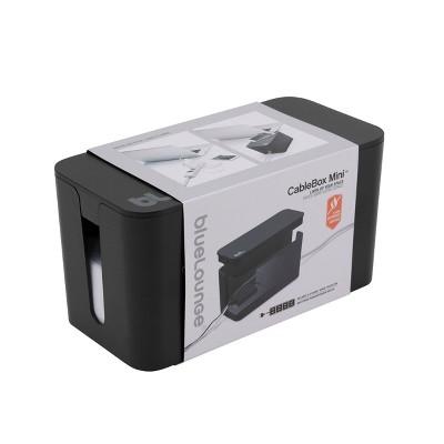 CableBox Mini Black - BlueLounge