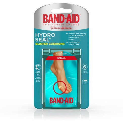Band Aid Brand Hydro Seal Bandages Blister Cushion Small 6ct Target