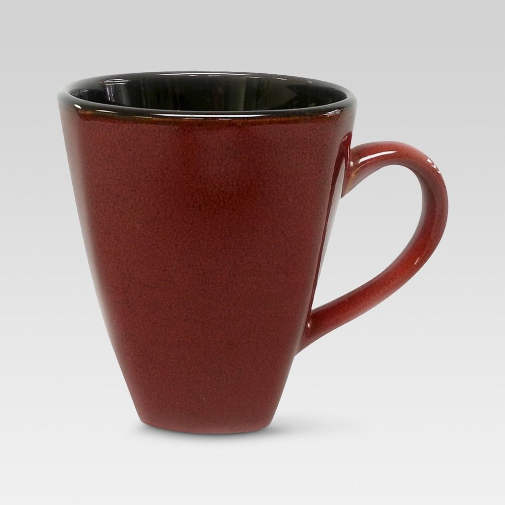 Elemental Poppy Mug 14.7oz Set of 4 - Threshold