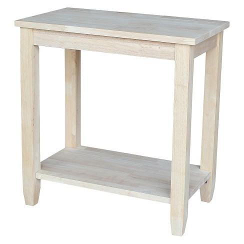 Solano Accent Table - International Concepts - image 1 of 1