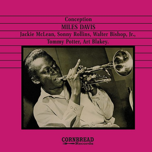 Miles Davis - Conception (Vinyl) - image 1 of 1