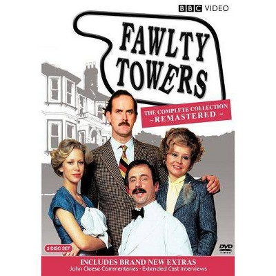 Fawlty Towers: The Complete Collection (DVD)(2009)