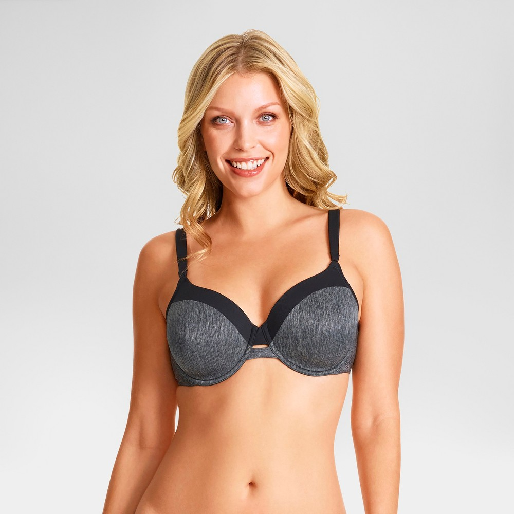 Simply Perfect by Warner's Women's Full Figure Cooling Underwire Bra - Black 40D