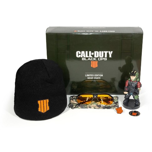 Exquisite Gaming Call of Duty Black Ops IV Big Box Collectible's Bundle - image 1 of 4