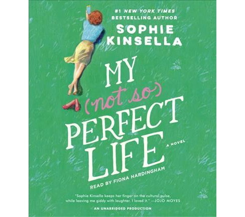 My (Not So) Perfect Life (Unabridged) (CD/Spoken Word) (Sophie Kinsella) - image 1 of 1