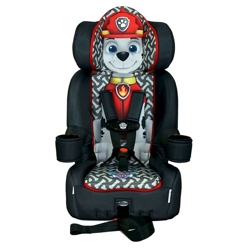 KidsEmbrace Nickelodeon Paw Patrol Marshall Combination Harness Booster Car Seat - image 1 of 4
