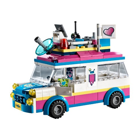 Lego Friends Olivias Mission Vehicle 41333 Target