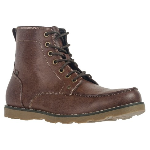 Men's Joe Casual Work Boot - Goodfellow & Co™ Brown - image 1 of 1