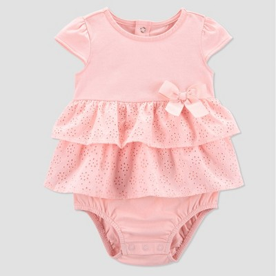 Baby Girls' Sunsuit - Just One You® made by carter's Pink 3M