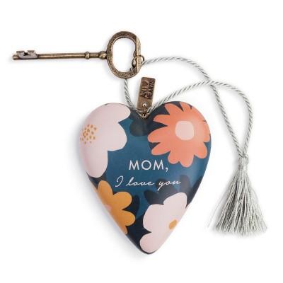 DEMDACO Mom I Love You Art Heart
