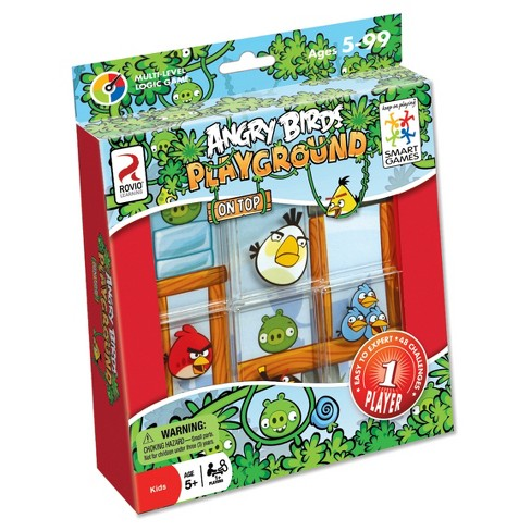 Smart Toys and Games Angry Birds Playground - On Top - image 1 of 2