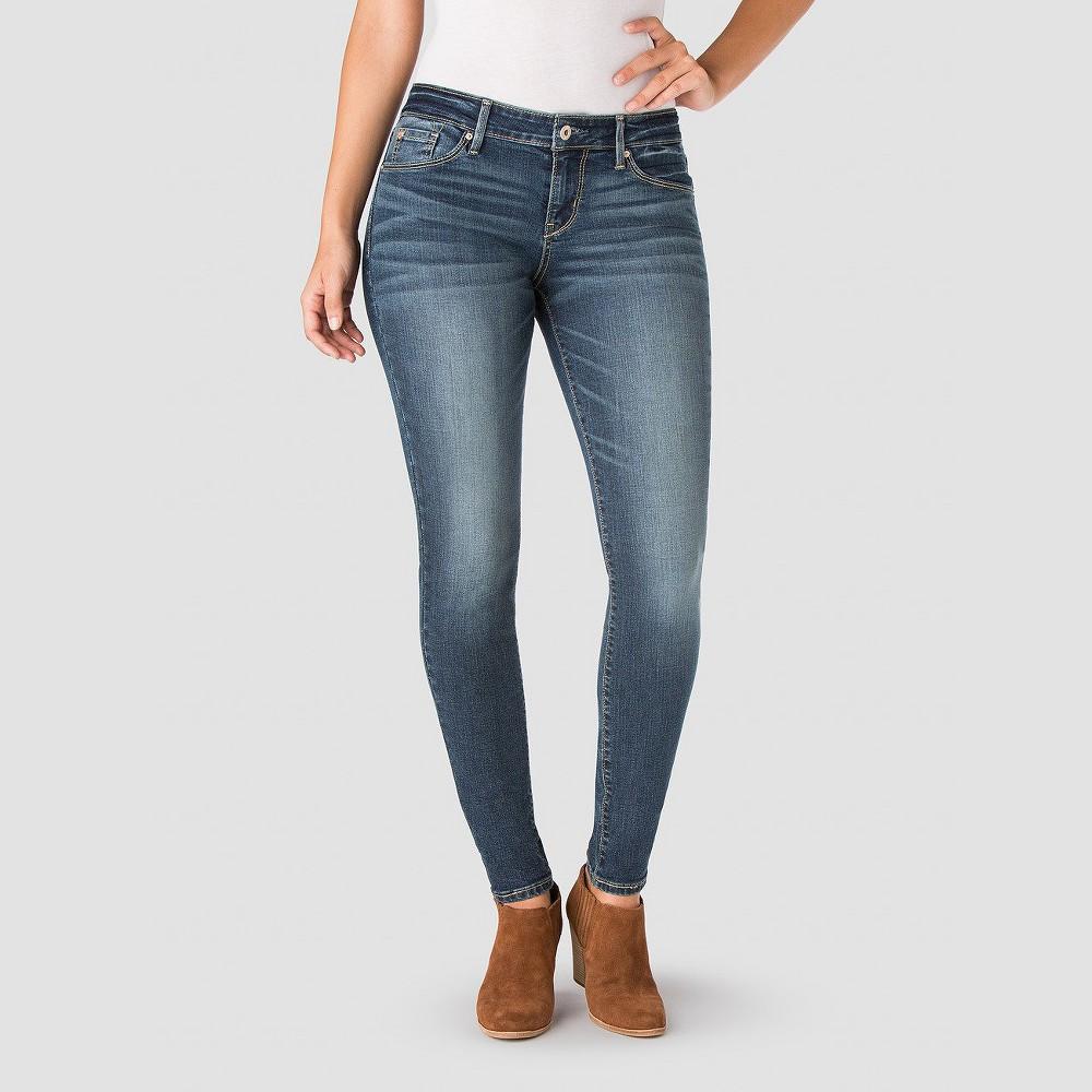 Denizen from Levi's Women's Modern Skinny Jeans Medium Wash 18