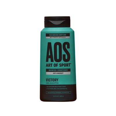 Art of Sport Victory Anti-Dandruff Shampoo+ Conditioner - 13.5 fl oz