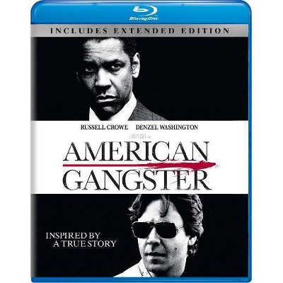 American Gangster (Blu-ray) (Unrated