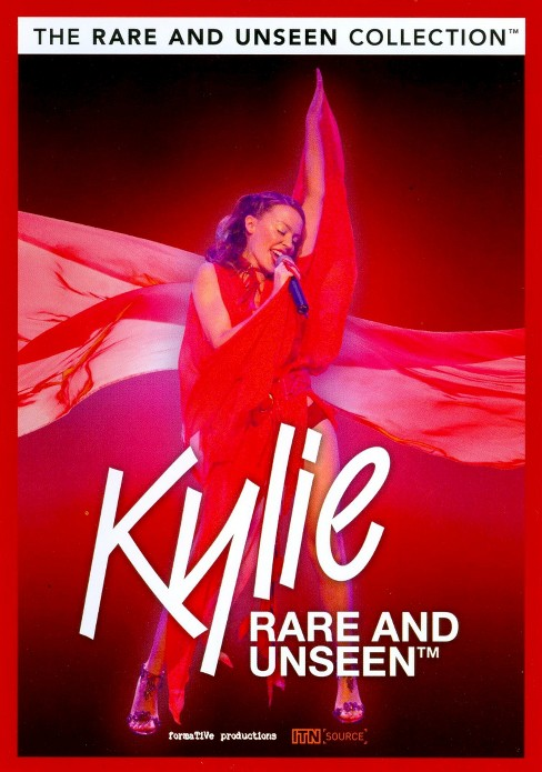 Rare & unseen:Kylie minogue (DVD) - image 1 of 1