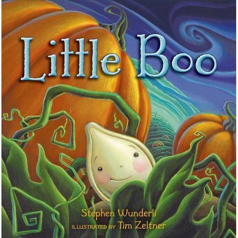 Little Boo - by  Stephen Wunderli (Hardcover) - image 1 of 1