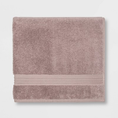 Spa Bath Towel Light Mauve - Threshold Signature™