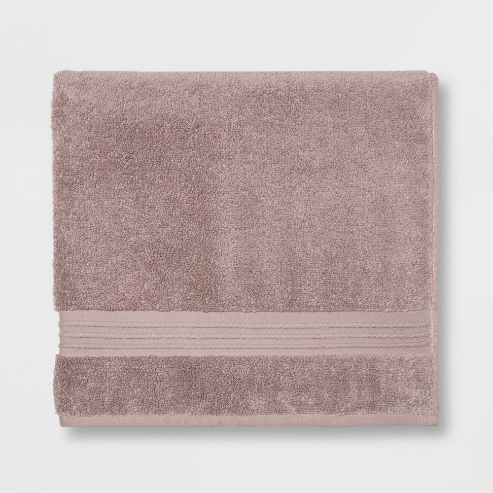Spa Bath Towel Light Mauve - Threshold Signature Discounts