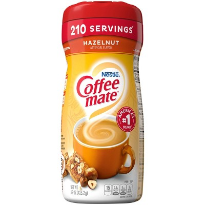 Nestle Coffee-Mate Hazelnut Coffee Creamer - 15oz