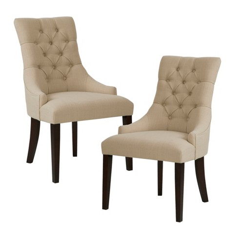 Dining Chairs  Cream - image 1 of 7