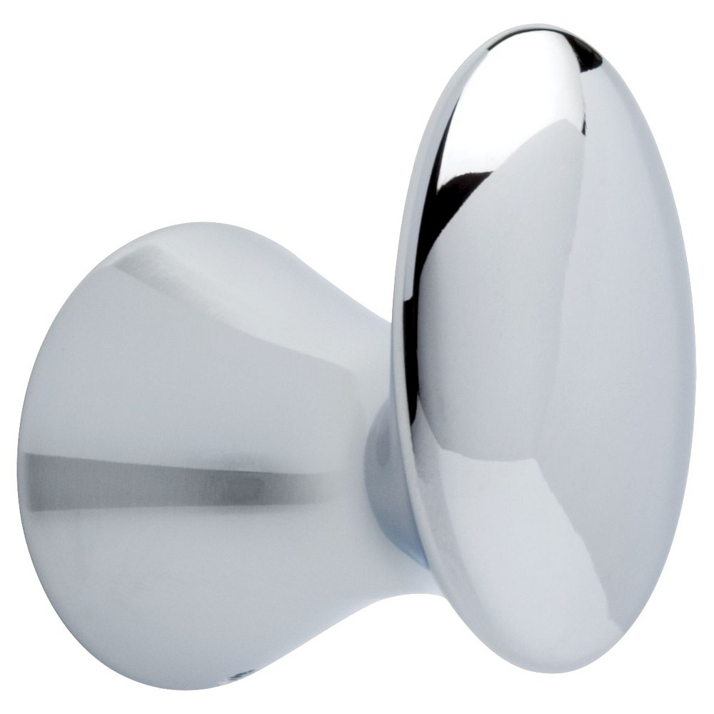 Franklin Brass Somerset Robe Hook - Polished Chrome