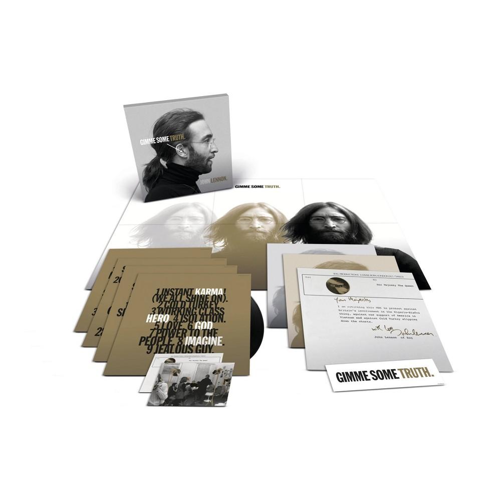 John Lennon Gimme Some Truth 4 Lp Box Set Vinyl