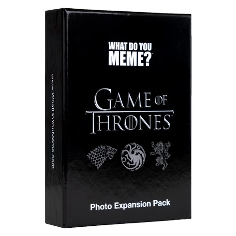 What Do You Meme? Game of Thrones Expansion Pack - image 1 of 5