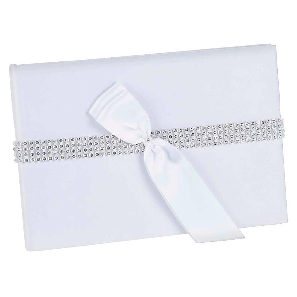 Bling Wedding Collection Guest Book