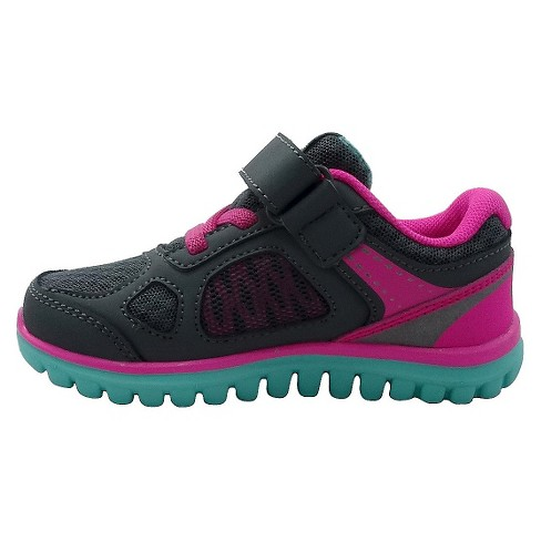 3ef3a5343ddb5 Toddler Girls  Premier Performance Athletic Shoes C9 Champion® - Gray