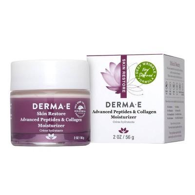 Derma E Advanced Peptides & Collagen Moisturizer - 2oz
