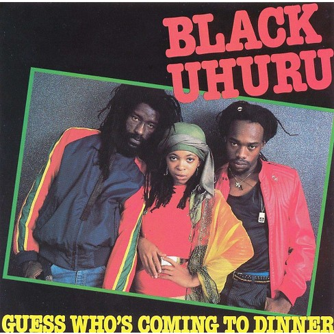 Black Uhuru - Guess Who's Is Coming To Dinner (CD) - image 1 of 1