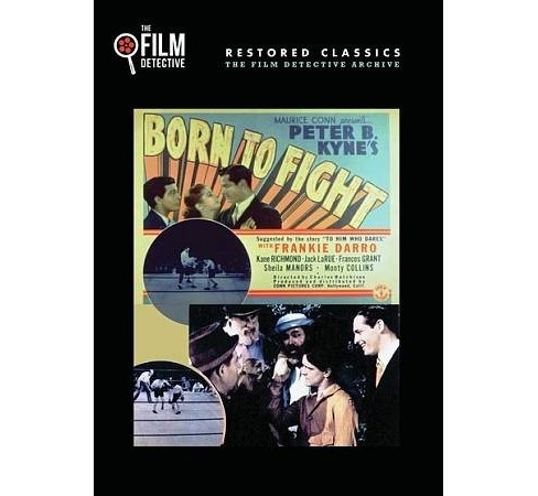 Born To Fight (DVD) - image 1 of 1